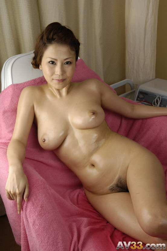 Naked asian mature