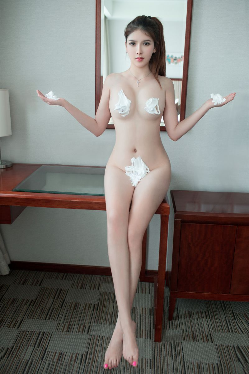 Lisha Li Chinese Model Nude