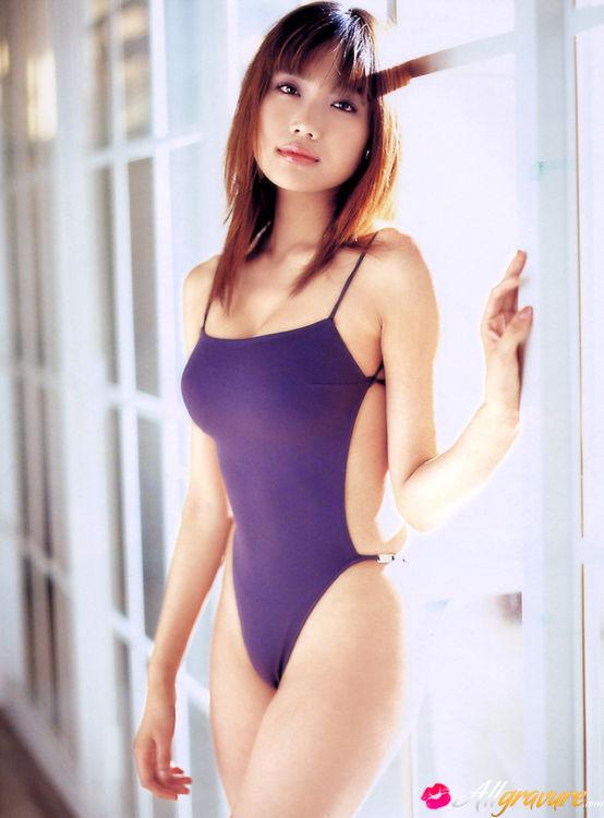 Message Busty japanese bikini gallery girl, would