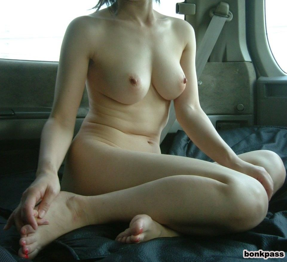 amateur japanese nudist - ... Japanese amateur girls flashing pussy and tits in cars - image  control.gallery.php ...