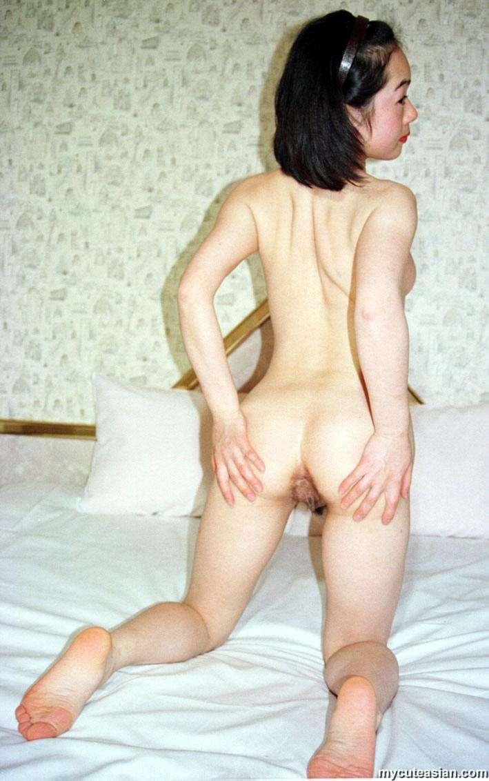 Here Hairy Japanese Teen