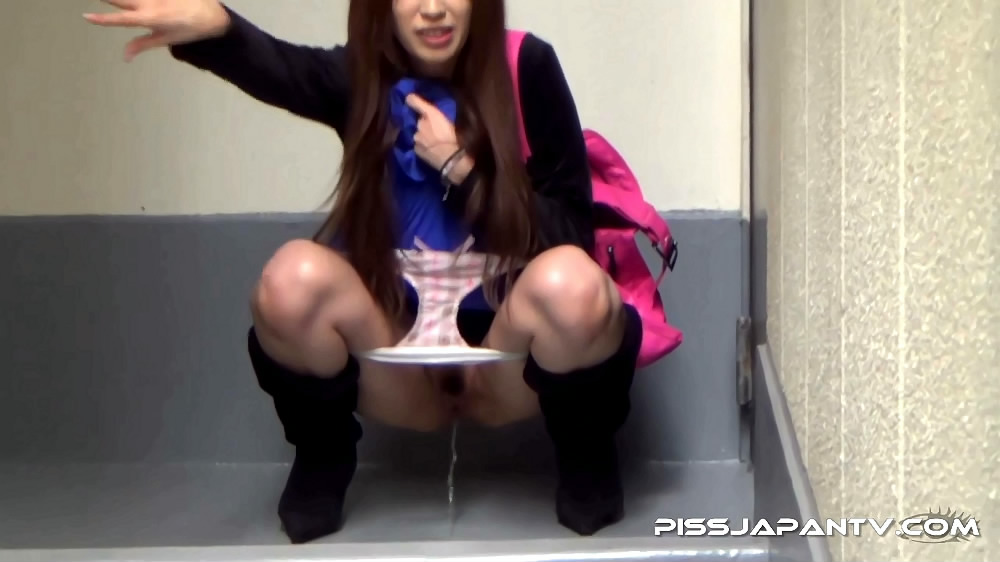 Japanese girls peeing galleries