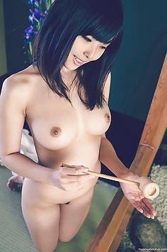 Natsuki Yokoyama uncensored pussy pics