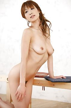 Ai Kurosawa lingerie and nude photos