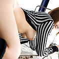 Japanese AV Model Kazuki Asou Shows Her Perfect Body - image control.gallery.php
