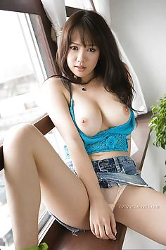 Mai Nadasaka Stripping Pink Undies